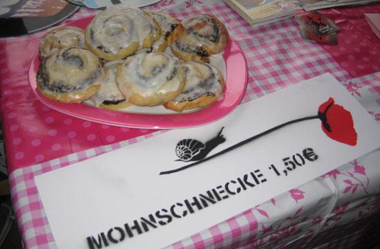 Mohnschnecken