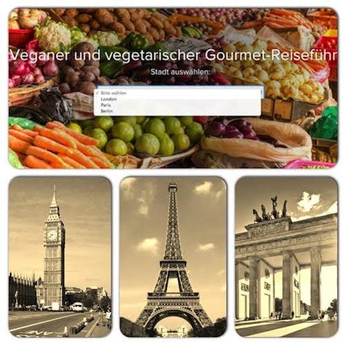 Reise-vegan