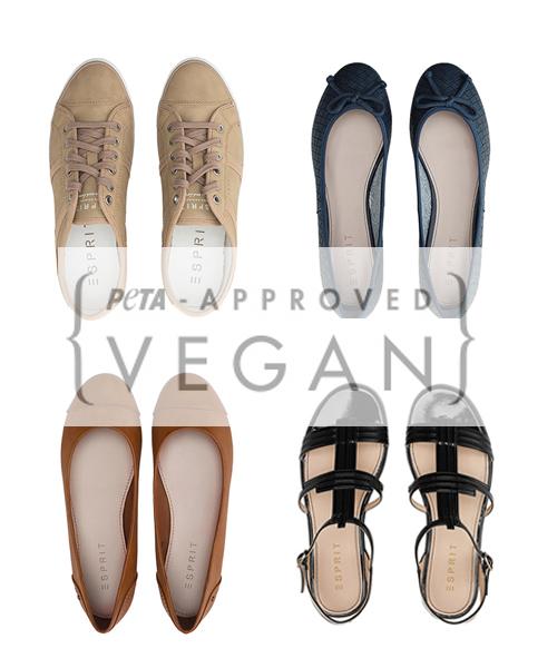 Esprit-vegan-Schuhe