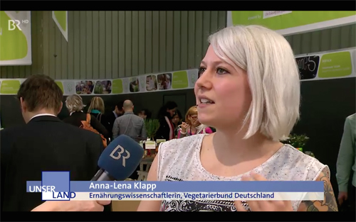 Biofach Interview Anna-Lena Klapp
