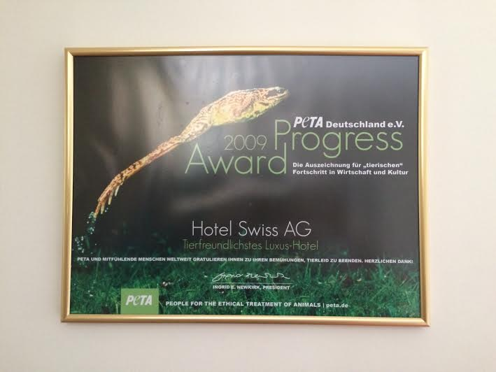 Peta-Progress-Award