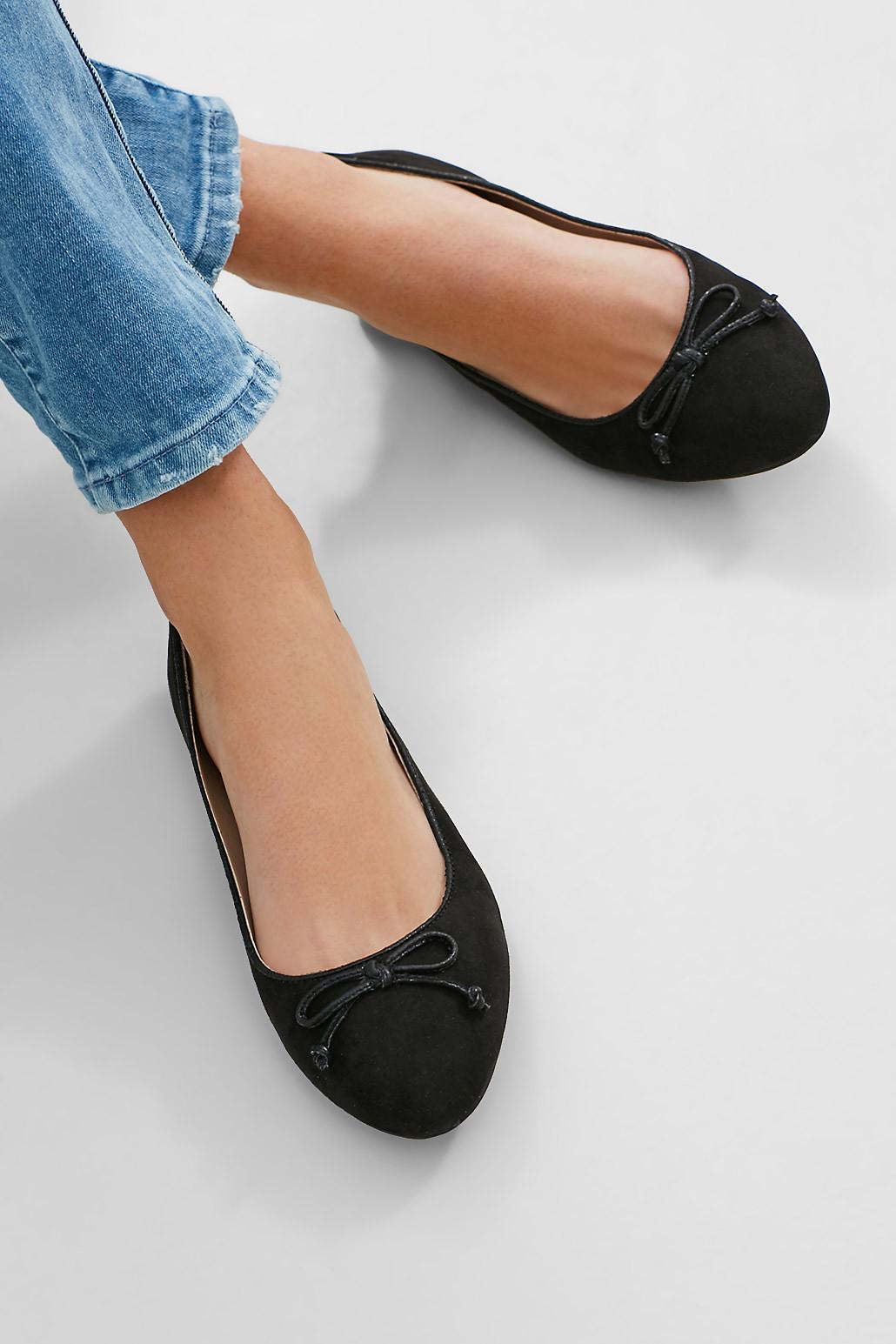 Schuhe ganz ohne Leder